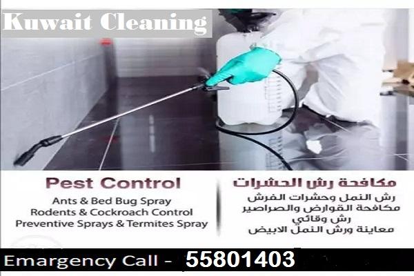 شركة تنظيف منازل الكويت